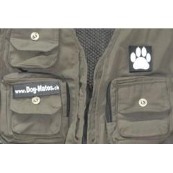 Logos personnalisables pour veste